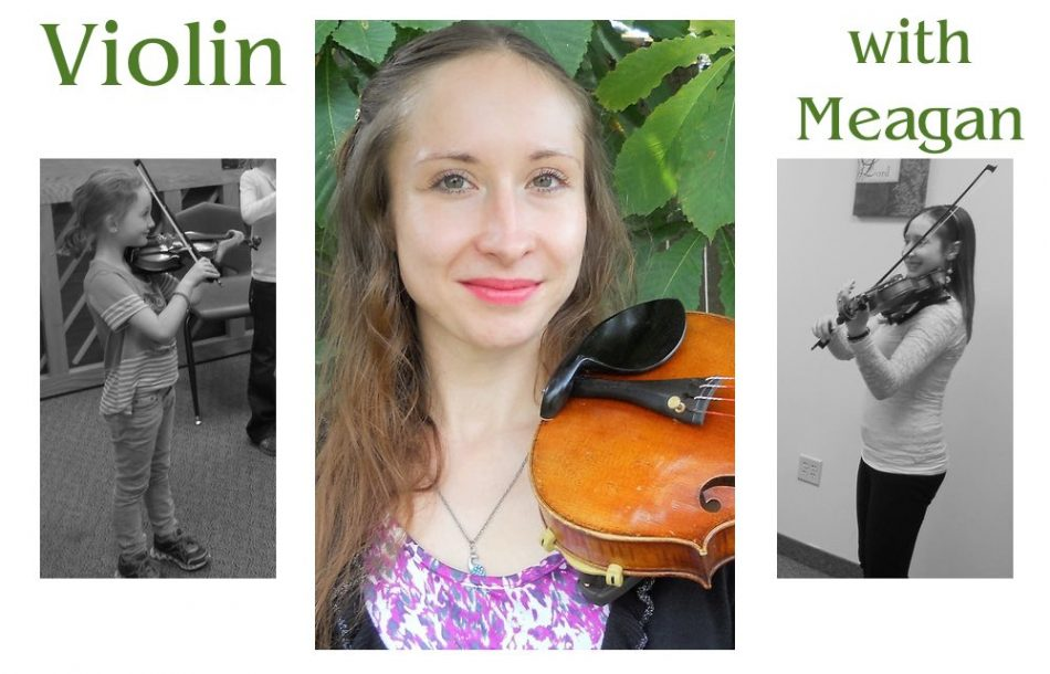 Eugene Suzuki Violin Lessons with Meagan Ruvolo